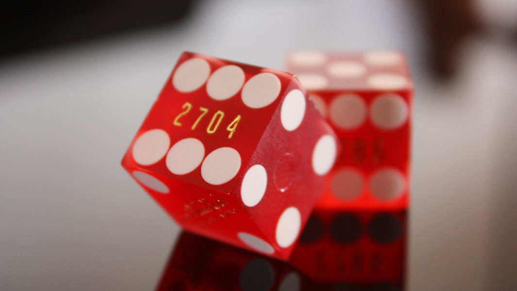 Glücksspielsucht Test